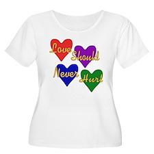 End Domestic Violence T-Shirt