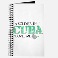A soldier in Cuba loves me Journal