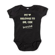 MY HEART BELONGS... Baby Bodysuit