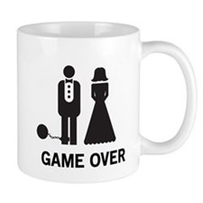 Game Over Mugs