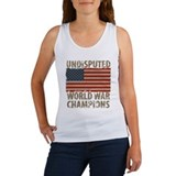 B2b world war champs Women's Tank Tops