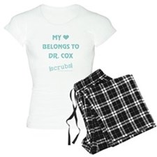 MY HEART BELONGS... Pajamas