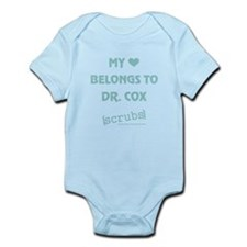 MY HEART BELONGS... Infant Bodysuit