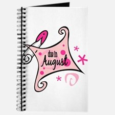 Due in August [Pink] Journal