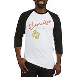 Clearwater florida Baseball Tee