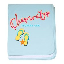 Clearwater - baby blanket