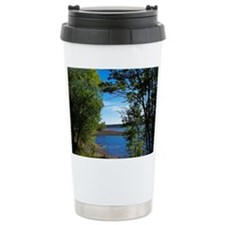 Lake View Scenery Travel Mug