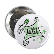 Due in March [Green] Button