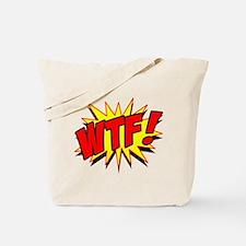 WTF! Tote Bag
