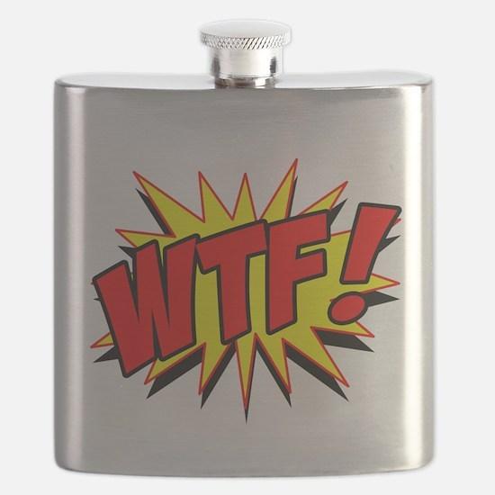 WTF! Flask