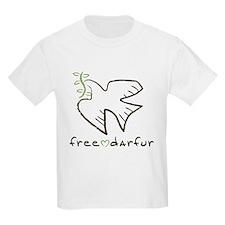 Free Darfur, Sudan T-Shirt