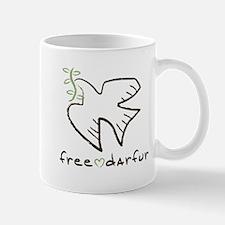 Free Darfur, Sudan Mug