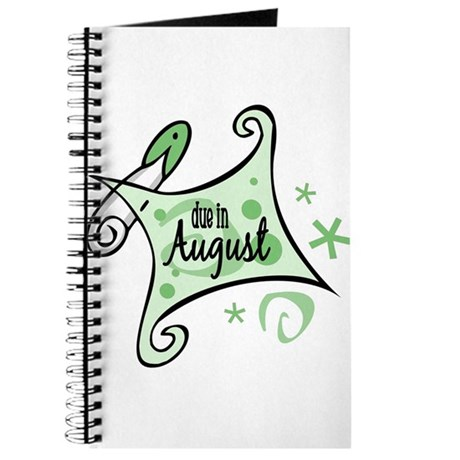 Due in August [Green] Journal