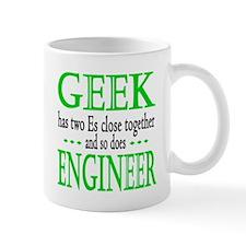 GEEK/ENGINEER Mug