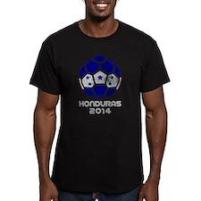 Honduras World Cup Soccer Ball (Football) T-Shirt