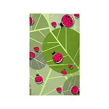 Ladybugs 3'x5' Area Rug