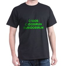 C:\DOS\RUN T-Shirt