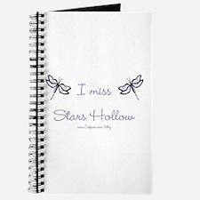 I Miss Stars Hollow Journal