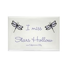 I Miss Stars Hollow Rectangle Magnet