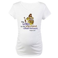 The Lord is my sheperd, Psalm 23 Shirt
