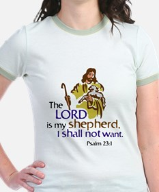 The Lord is my sheperd, Psalm 2 T
