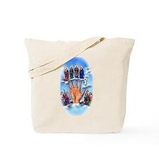 Mano Poderosa Tote Bag