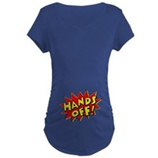 Hands Off Baby Bump T-Shirt