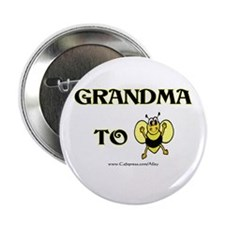 Grandma 2 Bee Button