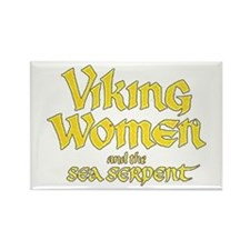 Viking Women Rectangle Magnet (10 pack)