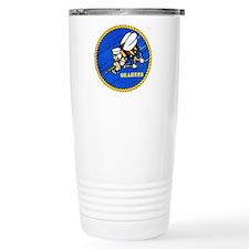 US Navy SeaBees Travel Mug