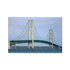 Mackinac bridge Magnets
