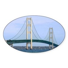 Mackinac bridge Decal
