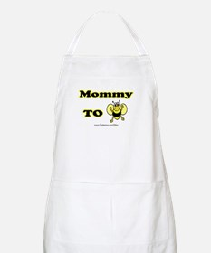 Mommy 2 Bee BBQ Apron