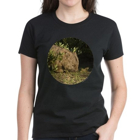 Wombat Women's Dark T-Shirt