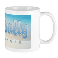 Stay Salty California Small Mugs