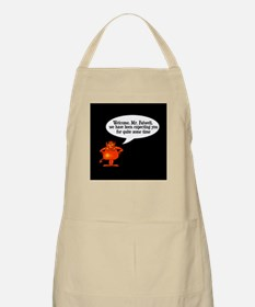 Welcome to Hell Jerry Falwell BBQ Apron