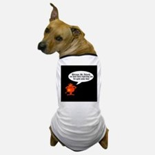 Welcome to Hell Jerry Falwell Dog T-Shirt