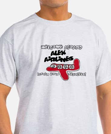 Alex Airlines T-Shirt