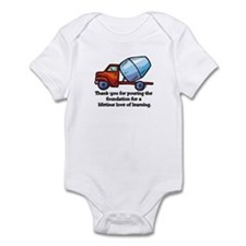Thank you teacher gifts Infant Bodysuit
