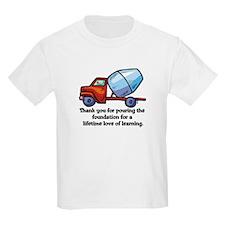Thank you teacher gifts T-Shirt