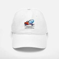Thank you teacher gifts Baseball Baseball Cap