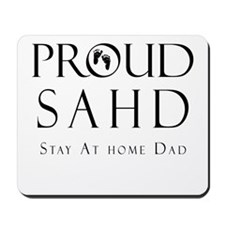 Stay At Home Dad Mousepad