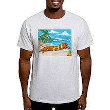 Red Weiner Babe T-Shirt