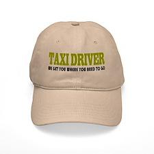 Funny Taxi Driver Baseball Cap