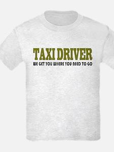 Funny Taxi Driver T-Shirt