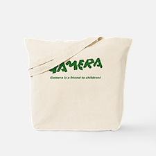 Gamera Tote Bag