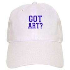 Got Art? Baseball Cap