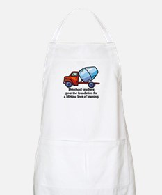 Preschool Teacher Gift Ideas BBQ Apron