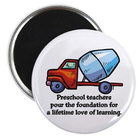 Preschool Teacher Gift Ideas Magnet