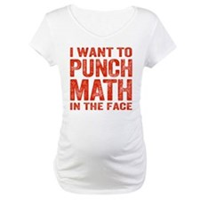 Punch Math In The Face Shirt